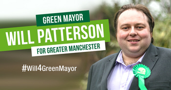 Will Patterson for GM mayor