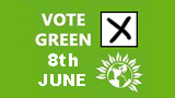 Vote Green 2017 General Election
